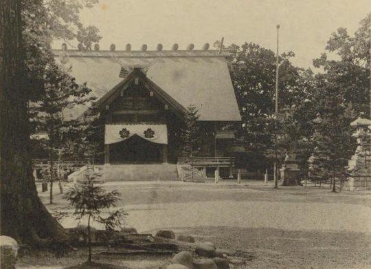 上川神社古写真