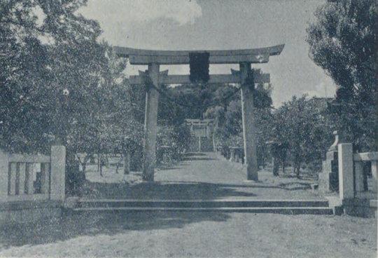 小樽住吉神社古写真
