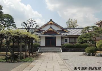 田甫の幸龍寺