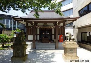 大国神社拝殿