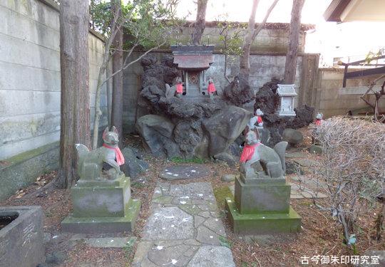 日吉稲荷神社
