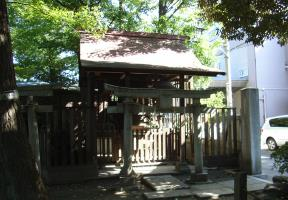 三峯神社・稲荷神社