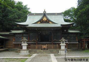根村氷川神社
