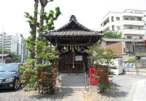高田姫稲荷神社