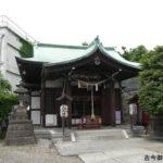 小日向神社拝殿