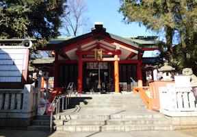 熊野神社(中丸)
