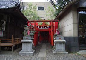 子育稲荷神社