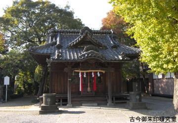 六月八幡神社