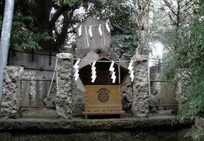 木曽御嶽塚