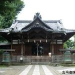 瀧野川八幡神社