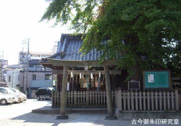 柳原稲荷神社