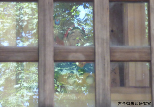 矢口氷川神社大黒天