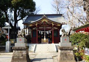 北野神社(蒲田)