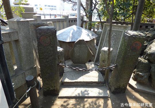 六郷神社御神木・旗懸杉