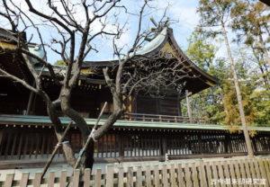 六郷神社本殿