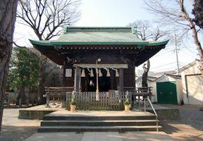 六所神社(下丸子)