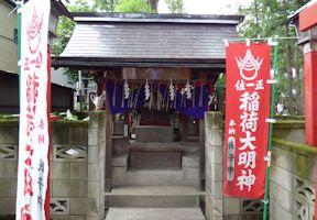 伏見稲荷社
