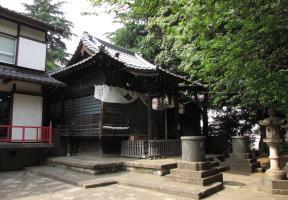 神明山天祖神社