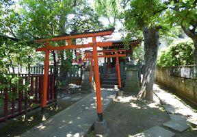 田中稲荷神社