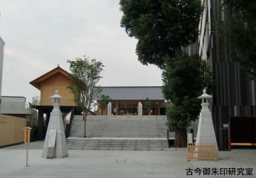 赤城神社(神楽坂)
