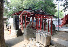 威徳稲荷神社