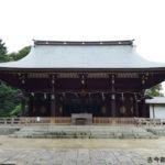 喜多見氷川神社拝殿