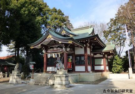 大泉氷川神社