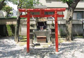 駒留稲荷神社
