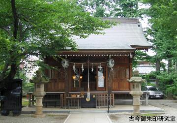 天沼熊野神社