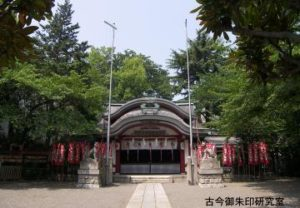 水稲荷神社