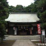 下高井戸八幡神社