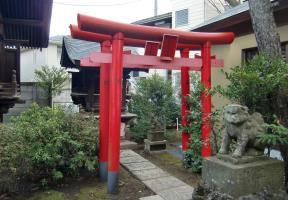 豊受稲荷神社