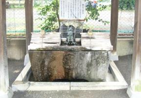 諏訪の霊水
