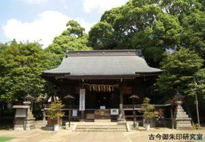 太子堂八幡神社
