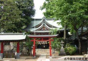 稲荷森稲荷神社