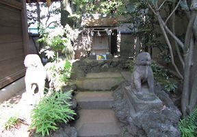 足王神社・道祖神社