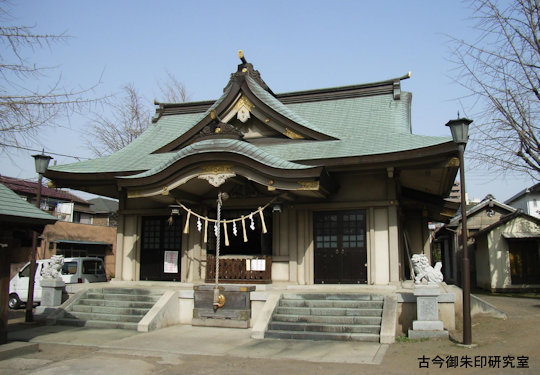 愛宕神社(大島)