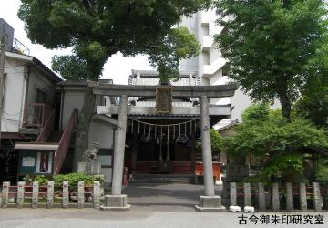 江島杉山神社