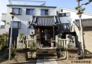 亀戸水神社