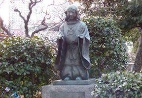 五歳菅公像