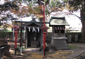 諏訪社・神明社