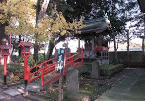 葛西天神社