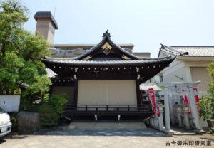 上千葉香取神社神楽殿