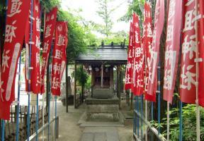 北向道祖神社