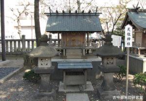 亀戸香取神社天祖神社