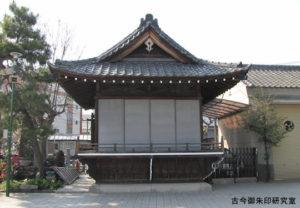 小村井香取神社神楽殿