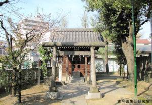 小村井香取神社諏訪神社