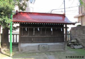 小村井香取神社境内末社