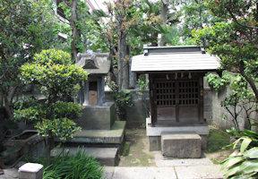 水天宮・三峯神社