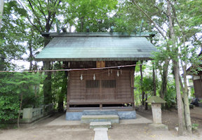 天祖神社須賀神社
